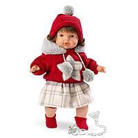Испанская Кукла Лола Llorens Juan 38 см L 38546