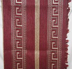 Египет комплект покрывала (дивандеки) на полутороспальную кровать красного цвета, фото 2