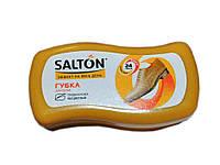 Губка для взуття (гладка шкіра) безколірн.МініВолна арт.5286 ТМSALTON