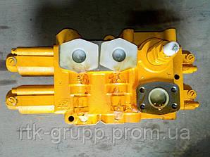 Клапан D32 (гидрораспределитель главный, центральный, основной)