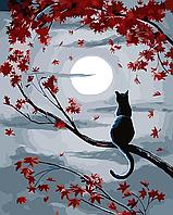 """Картина по номерам """"Лунный свет"""""""