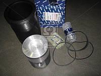 Гильзо-комплект ЯМЗ 236 (ГП+Кольца+кольца+уплотнительные кольца) П/К (производство ЯМЗ), AGHZX