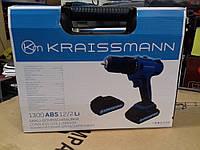 Шуруповерт Kraissmann 1300 ABS 12/2 Li, фото 2