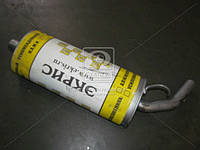 Глушитель ВАЗ 2123 ШЕВРОЛЕ-НИВА (на выхлопную систему GM) усиленный (Производство Экрис) 2123-1200010, ADHZX