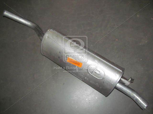 Глушитель задний AUDI 100 (производство Polmostrow) (арт. 31413), AEHZX