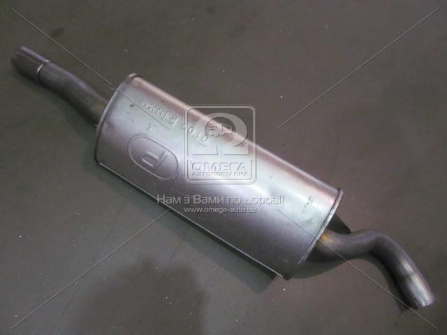 Глушитель задний AUDI 80 (производство Polmostrow) (арт. 43221), AEHZX