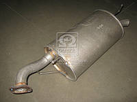 Глушитель задней CHEVROLET AVEO хэтчбек (Производство Polmostrow) 05.59, AEHZX