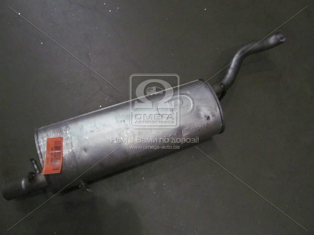 Глушитель задний OPEL ASCONA (производство Polmostrow) (арт. 43207), ADHZX