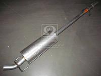 Глушитель задний Volkswagen Crafter (производство Polmostrow) (арт. 30.90), AGHZX
