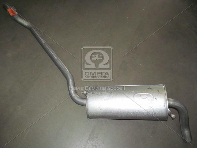 Глушитель передний AUDI 80 (производство Polmostrow) (арт. 43191), AEHZX