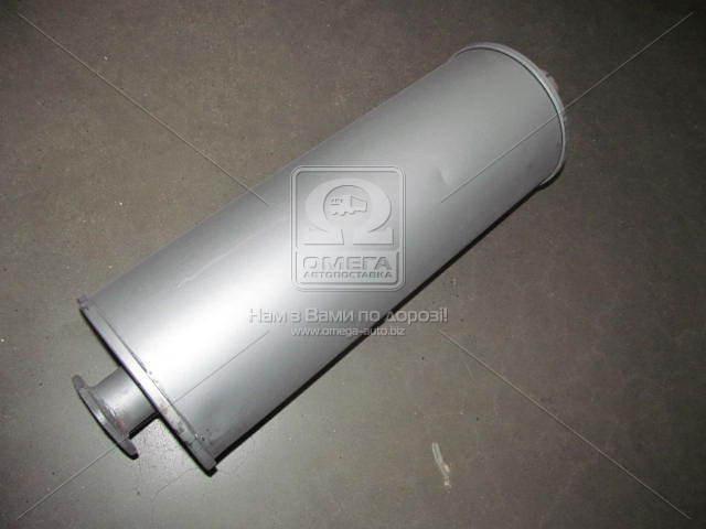 Глушитель УАЗ 3160 с фланцем (производство Россия) (арт. 3160-1201010), rqv1