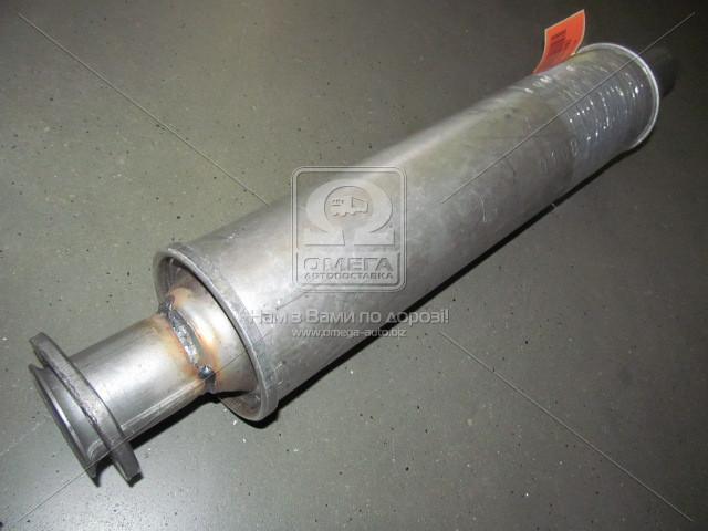 Глушитель центральный AUDI 100 (производство Polmostrow) (арт. 43313), ACHZX