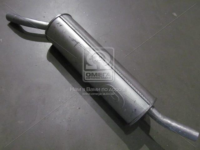 Глушитель задний BMW E30 (производство Polmostrow) (арт. 43284), AEHZX