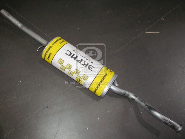 Глушитель ВАЗ 2110 усиленный на а/м до 2007г. (производство Экрис) (арт. 2110-1200010), ADHZX
