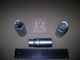 Головка торц. свечная 21 с магн. (Производство г.Новосибирск) ГТМ21, AAHZX