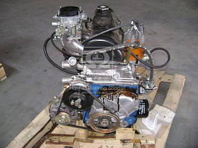 Двигатель ВАЗ 2106 (1,6л) карбюратор (Производство АвтоВАЗ) 21060-100026001, AJHZX