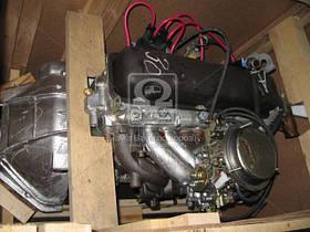 Двигатель ГАЗЕЛЬ 4215 (А-92, 110 лошидиных сил) в сборе (Производство УМЗ) 4215.1000402-30, AJHZX