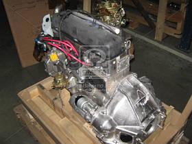 Двигатель УАЗ (А-92, 82 лошидиных сил, рычажн. сцепления) в сборе (Производство УМЗ) 4178.1000402-32, AJHZX