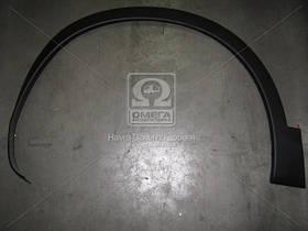 Накладка крыла (пр-во Nissan) 63811BR01A