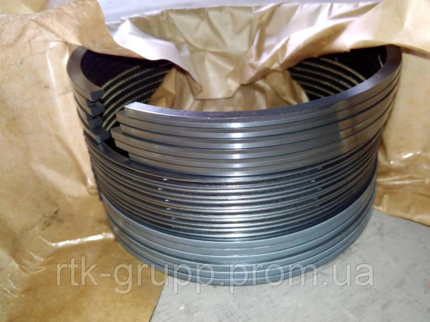 Поршневые кольца комплект двигателя WD615 612600030051