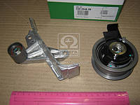 Роликов ГРМ (комплект) AWT/AWM/ALT/AVJ/AMB/BFB/BEX/BKB - AUDI A4-A6, VW Passat, SK Superb 1.8 T (Производство