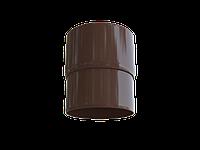 Соединитель трубы водосточной 130/100  Profil, фото 1