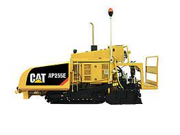 Гусеничный асфальтоукладчик серии AP255E Сat