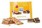 Шоколад Ritter Sport Spekulatius- Winter Kreation (с начинкой имбирного печенья и какао-кремa), 100 г, фото 2