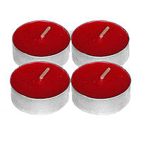 Прекрасный набор чайных свечей