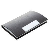 Визитница для своих визиток с магнитным замком 10х6,5х1,5 см
