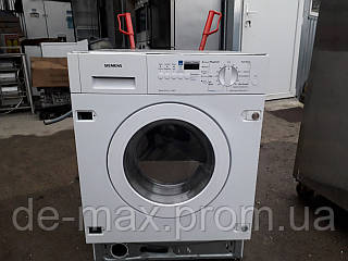 Встраиваемая стирально-сушильная  машина siemens wash & dry 1441