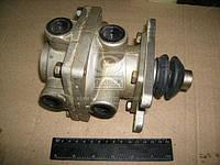 Кран тормозной 2-секц. для подвесной педали (Производство ПААЗ) 11.3514208