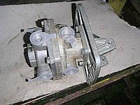 Кран тормозной 2-секционный подпедальный (производство г.Рославль) (арт. 100.3514108-10), AGHZX
