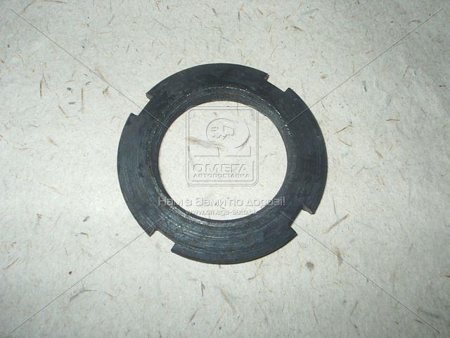 Гайка стопорная подшипника вала промежуточного ГАЗ 53 (производство ГАЗ) (арт. 52-1701079), rqz1