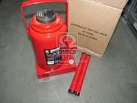 Домкрат бутылочный, 50т, красный H=285/465  JNS-50, AGHZX