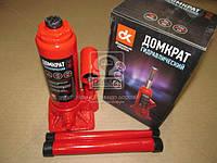 Домкрат бутылочный, красный 3т, H=180/340  JNS-03, ACHZX