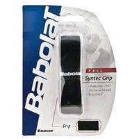 Намотка для теннисной ракетки Babolat Syntec Grip черная 1 шт