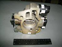 Патрубок дроссельный ВАЗ 2110-12,КАЛИНА (производство ДААЗ) (арт. 21120-114801012), AFHZX
