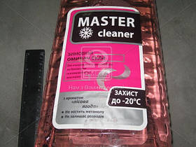 Омыватель стекла зим. Мaster cleaner -20 Лесн. ягода 4л 0-м-ы-в-а-т-е-л-ь