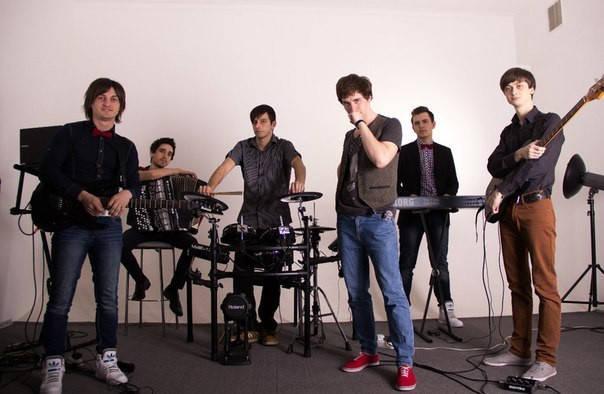 "Запись группы ""Asker Band"""