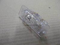 Фонарь ГАЗЕЛЬ освещения номерного знака (Производство ГАЗ) 15.3717010-10