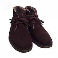 Зимові чоловічі черевики (made in Italia) Vero agnello Ботинки