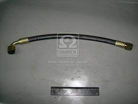 Рукав МТЗ L=420 Ключ 24 d-10 (Рукав высокого давления) (производство Гидросила) (арт. 680-4607140-01), AAHZX
