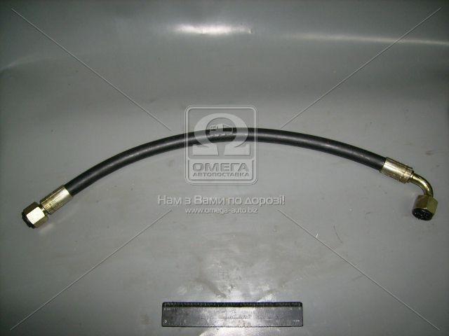 Рукав МТЗ L=520 Ключ 24 d-10 (Рукав высокого давления) (производство Гидросила) (арт. 680-4607140-05), AAHZX