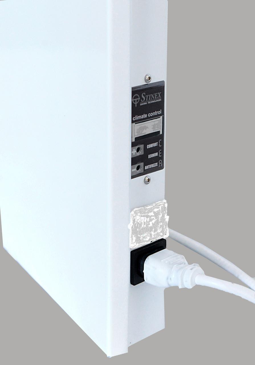 Металлический био - конвектор УКРОП БИО-М1000ВП с терморегулятором и недельным программатором.