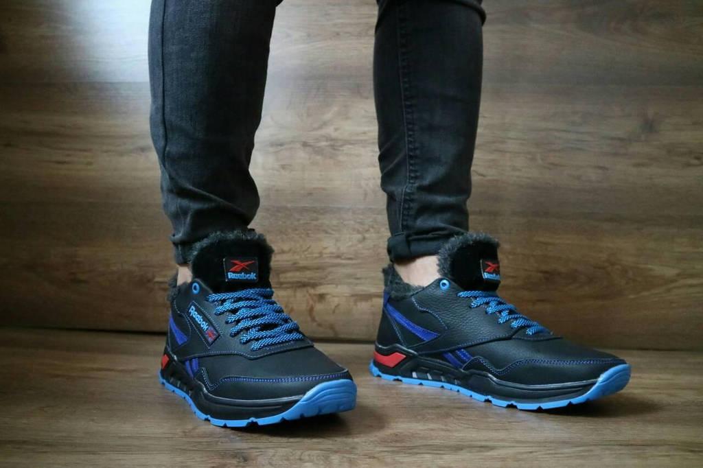 14ce2cd88ee0 Мужские кожаные ботинки Reebok реплика  продажа, цена в Хмельницком ...