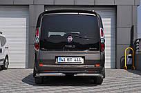 Защита задняя Fiat Doblo 2010+  /углы
