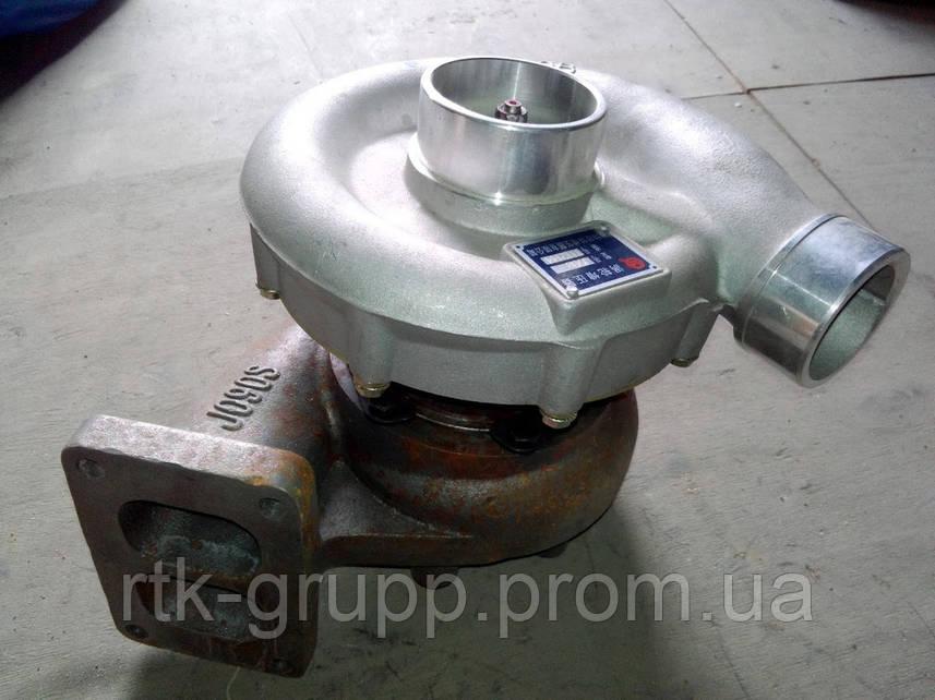 Турбокомпрессор двигателя WD615 K29 61560115223A  61561110223A турбина 111168447