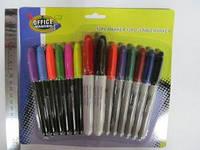 """Набор маркеров """"Sharpie"""" 14шт: 6 тонких маркеров+6 текстовыделителей+2 маркера для белой доски"""