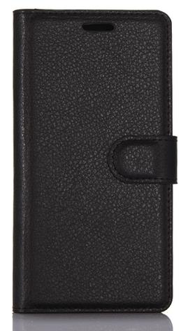 Кожаный чехол-книжка  для Lenovo lemon k10 k10e70 черный, фото 2